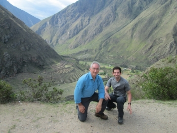 Ronald Inca Trail November 28 2015-1