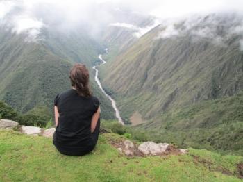 sophie Inca Trail November 28 2015-2