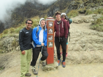 kyle Inca Trail November 28 2015-1