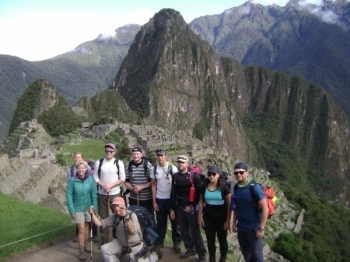 Ava Inca Trail November 30 2015-2
