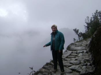 Ava Inca Trail November 30 2015