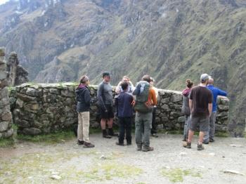 Katherine Inca Trail March 06 2016-2