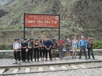 Machu Picchu trip November 28 2015