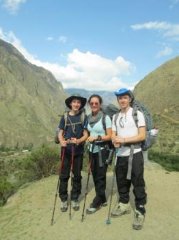 Mickra Inca Trail November 28 2015-1
