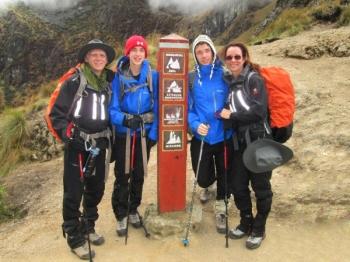 Mickra Inca Trail November 28 2015-2