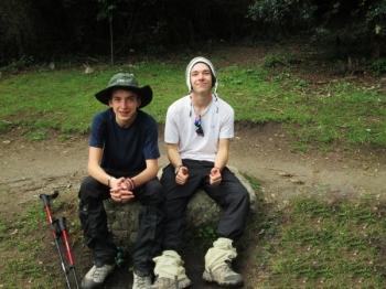 Samuel Inca Trail November 28 2015-2