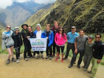Samuel Inca Trail November 28 2015
