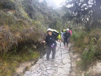 Maria-Carmen Inca Trail September 12 2015-2
