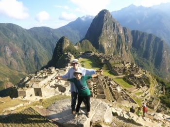Machu Picchu vacation September 12 2015-2