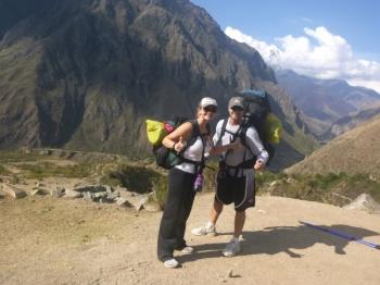 Aron Inca Trail September 12 2015-1
