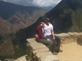 Aron Inca Trail September 12 2015-2