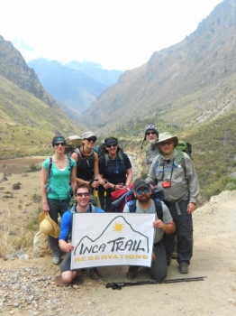 Edward Inca Trail September 13 2015