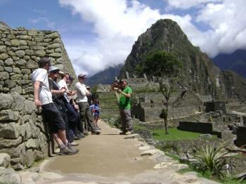 Johannes Inca Trail November 30 2015-1