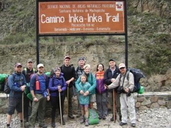 Machu Picchu trip November 30 2015