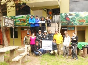 Peru vacation October 31 2015-10