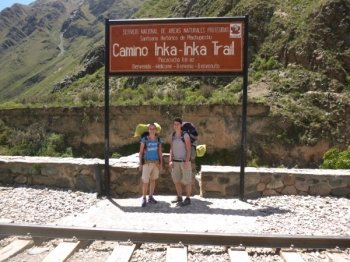 Machu Picchu vacation December 31 2015