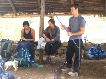 Bertrand Inca Trail September 20 2015