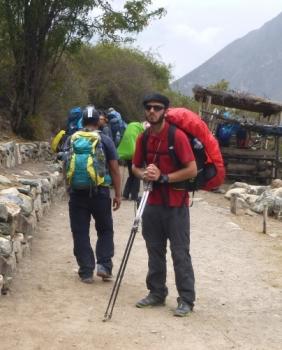 Dustin Inca Trail September 20 2015-2