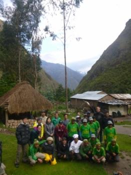 Machu Picchu travel December 21 2015
