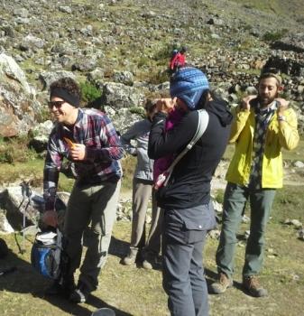 Machu Picchu vacation October 12 2015