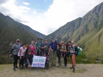 Mariusz Inca Trail December 16 2015