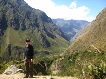 Gabrielle Inca Trail May 07 2016-2