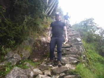 WILLIAM Inca Trail December 31 2015-1