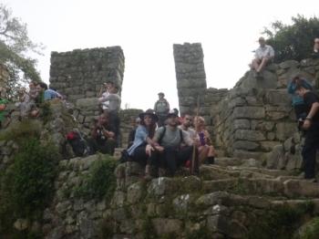 WILLIAM Inca Trail December 31 2015-3