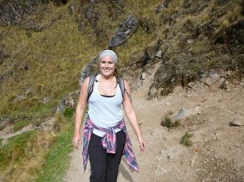 Machu Picchu trip November 19 2015