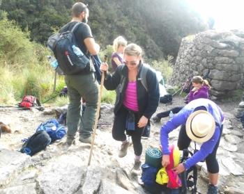 Kay Inca Trail September 30 2015-2