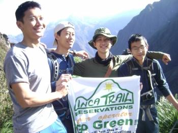 Machu Picchu trip January 06 2016