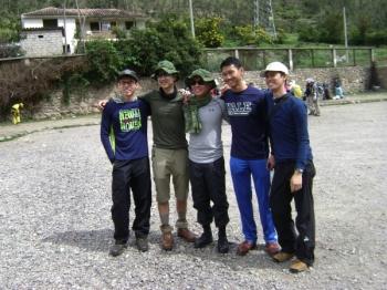 Peru trip January 06 2016