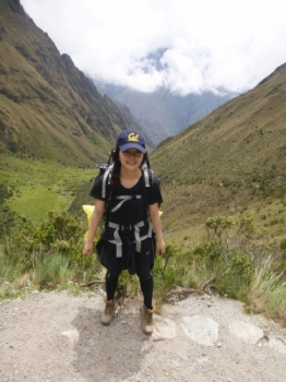 CHAEYOON Inca Trail December 31 2015-1