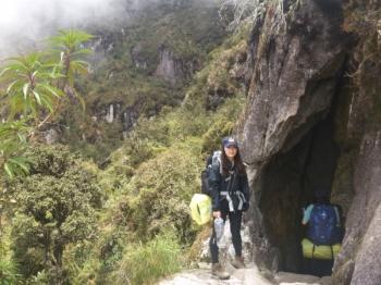 CHAEYOON Inca Trail December 31 2015-2