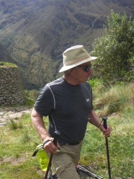 Robert Inca Trail November 27 2015-1