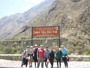 Jade Inca Trail October 11 2015