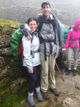 Shira Inca Trail December 16 2015-2