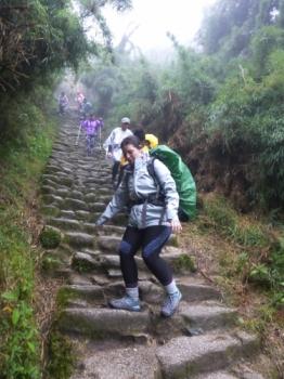 Shira Inca Trail December 16 2015