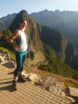 Machu Picchu vacation July 19 2016