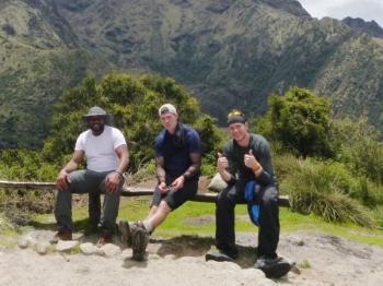Blair Inca Trail December 01 2015