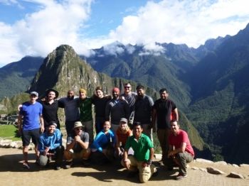 Brendan Inca Trail December 01 2015