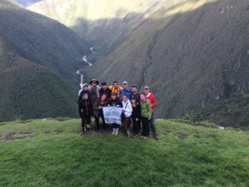 Eragh Inca Trail March 07 2016-2