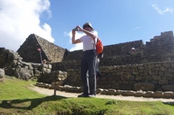 Machu Picchu trip May 16 2016