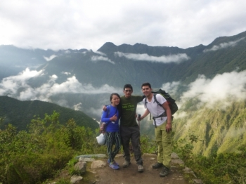 Machu Picchu travel December 02 2015