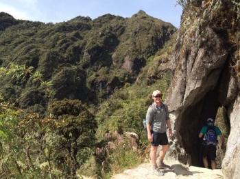 Christopher-Mackenzie Inca Trail May 30 2016-1