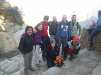 Paul Inca Trail July 28 2016-2