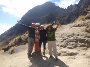 Dawn Inca Trail July 28 2016-1