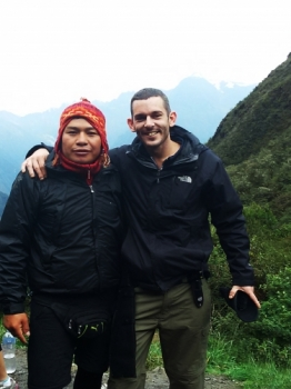 Peru vacation December 20 2015