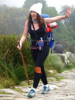 catherine Inca Trail January 14 2016-2