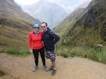 Machu Picchu trip January 14 2016